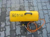 Topidlo - plyn