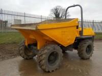 Benford PT 6000 dumper