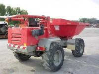 Barford SXR6000 4x4 dumper